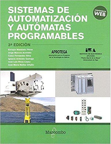 libro sistemas de automatizacion y autómatas programables