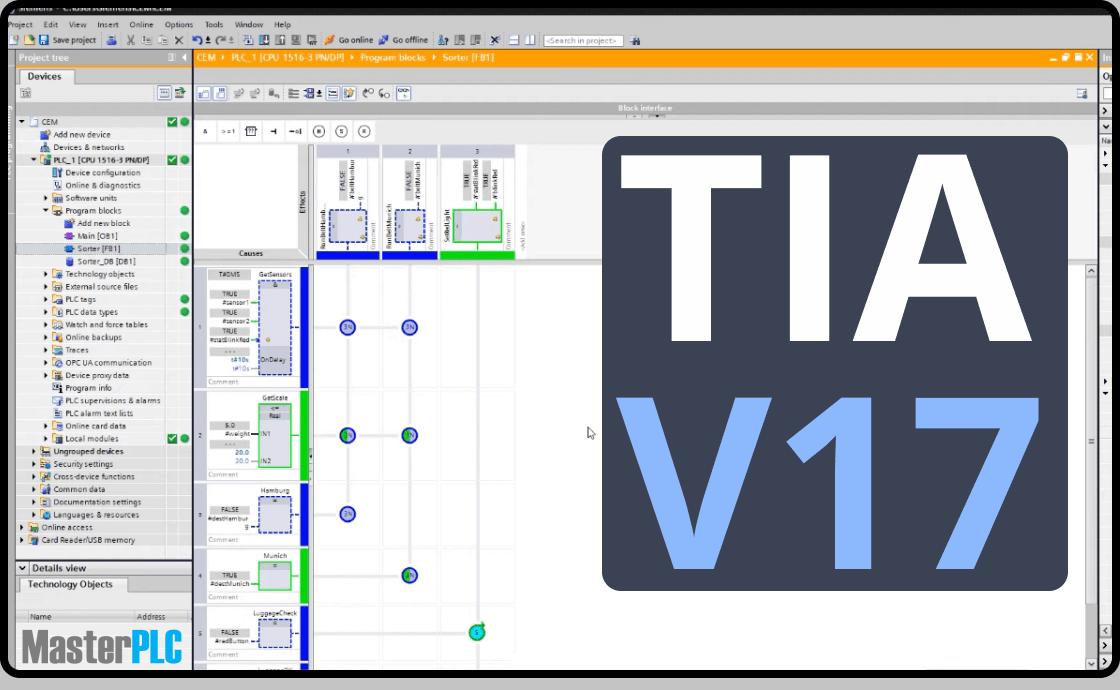 TIA Portal V17